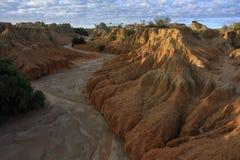 Parco nazionale del mungo, NSW, Australia Fotografia Stock