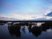 Parco nazionale del yot di ROI di Sam, Prachuap Khiri Khan, Tailandia Fotografie Stock