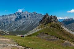 Parco nazionale dell'europa di Picos da Fotografia Stock Libera da Diritti