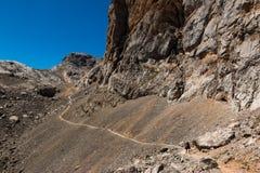 Parco nazionale dell'europa di Picos da Immagini Stock