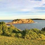 Parco nazionale della baia di botanica fotografie stock