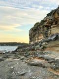 Parco nazionale della baia di botanica fotografia stock