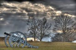 Parco nazionale della forgia della valle, PA immagini stock