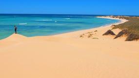 Parco nazionale della gamma del capo, Australia occidentale Immagine Stock