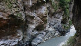 Parco nazionale della gola di Hualien Taroko Fotografia Stock