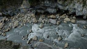 Parco nazionale della gola di Hualien Taroko Immagine Stock Libera da Diritti