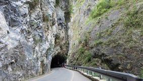 Parco nazionale della gola di Hualien Taroko Fotografie Stock Libere da Diritti