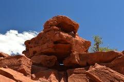 Parco nazionale della scogliera del Campidoglio Fotografie Stock Libere da Diritti