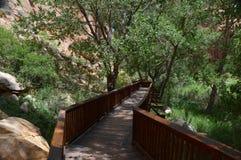 Parco nazionale della scogliera del Campidoglio Immagini Stock Libere da Diritti