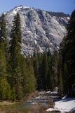 Parco nazionale della sequoia - fiume di Kaweah immagini stock