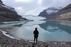 Parco nazionale di Banff nel Canada fotografie stock libere da diritti