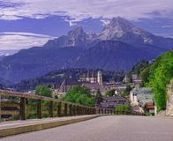 Parco nazionale di Berchtesgaden Immagini Stock Libere da Diritti