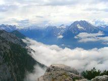 Parco nazionale di Berchtesgaden Immagine Stock