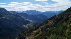 Parco nazionale di Berchtesgaden Fotografie Stock Libere da Diritti