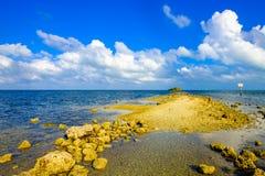 Parco nazionale di Biscayne fotografia stock