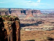 Parco nazionale di Canyonlands, Utah, U S a immagini stock