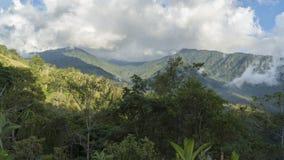 Parco nazionale di Chirripo Immagine Stock
