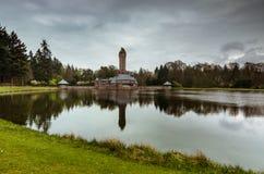 Parco nazionale di De Hoge Veluwe, Paesi Bassi immagini stock