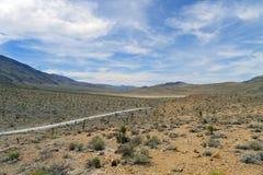 Parco nazionale di Death Valley Immagine Stock