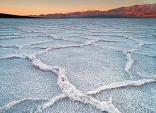 Parco nazionale di Death Valley Fotografie Stock