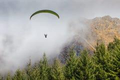 Parco nazionale di Fjordland, alpi del sud, Nuova Zelanda Fotografia Stock Libera da Diritti