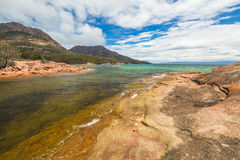 Parco nazionale di Freycinet Fotografia Stock