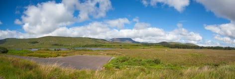Parco nazionale di Glenveagh, Irlanda Glenveagh è i secondi larges fotografia stock