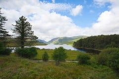Parco nazionale di Glenveagh, Irlanda Glenveagh è i secondi larges immagine stock
