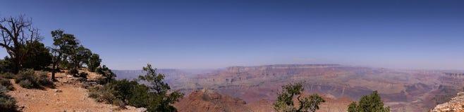 Parco nazionale di Grand Canyon dall'orlo del sud in Arizona Fotografie Stock Libere da Diritti