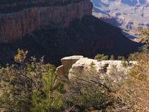 Parco nazionale di Grand Canyon dall'orlo del sud in Arizona Immagini Stock