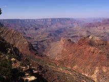 Parco nazionale di Grand Canyon dall'orlo del sud in Arizona Immagine Stock Libera da Diritti