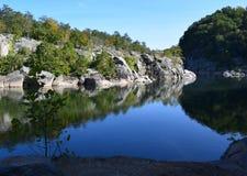 Parco nazionale 1 di Great Falls Fotografia Stock