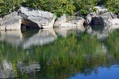 Parco nazionale 3 di Great Falls Fotografia Stock