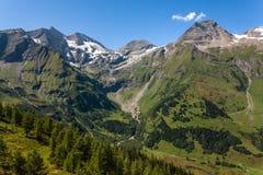 Parco nazionale di Hohe Tauern - Austria Fotografie Stock Libere da Diritti