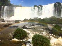 Parco nazionale di Iguazu Fotografia Stock Libera da Diritti