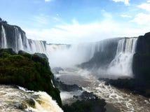 Parco nazionale di Iguazu Fotografie Stock Libere da Diritti