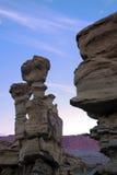Parco nazionale di Ischigualasto Fotografia Stock Libera da Diritti