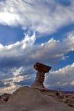 Parco nazionale di Ischigualasto, San Juan, Argentina Immagini Stock Libere da Diritti