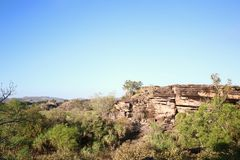 Parco nazionale di Kakadu Fotografie Stock