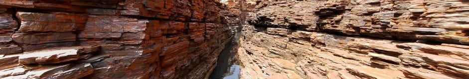 Parco nazionale di Karijini, Australia occidentale Immagini Stock