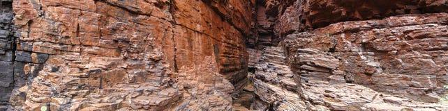 Parco nazionale di Karijini, Australia occidentale Fotografie Stock Libere da Diritti