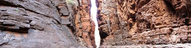 Parco nazionale di Karijini, Australia occidentale Fotografie Stock