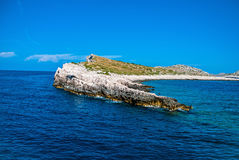 Parco nazionale di Kornati Fotografia Stock