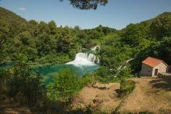 Parco nazionale di Krka, Immagine Stock Libera da Diritti