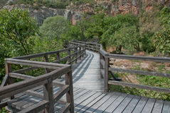 Parco nazionale di Krka, Croazia Fotografia Stock