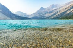 Parco nazionale di Lake Louise, Banff, Canada fotografia stock