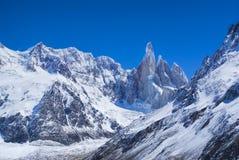 Parco nazionale di Los Glaciares Immagine Stock
