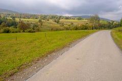 Parco nazionale di Magura (parco Narodowy di Magurski) Fotografia Stock