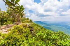 Parco nazionale di Mor Hin Khao Immagine Stock Libera da Diritti
