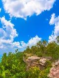Parco nazionale di Mor Hin Khao Fotografie Stock